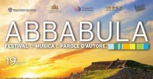 Dal 3 al 5 agosto si svolgerà in provincia di Sassari la 19° edizione dell'Abbabula Festival