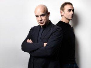 Brian Eno & Karl Hyde -