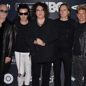 Cure, Roxy Music e Radiohead nella Hall of Fame