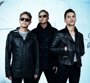 Depeche mode live al David Letterman Show