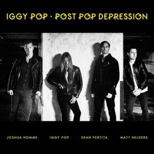 Iggy Pop annuncia un nuovo album
