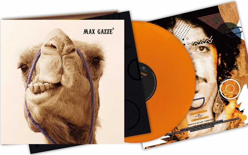 Max Gazzè, in uscita oggi la ristampa dell'omonimo disco