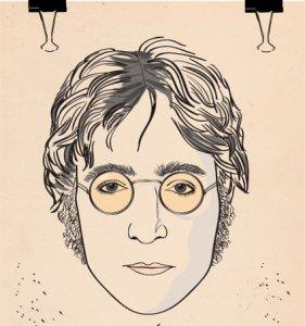 Gli occhiali di John Lennon
