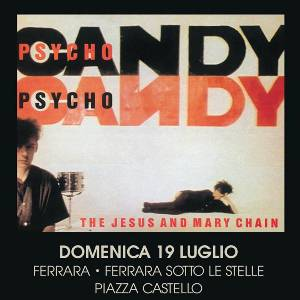 Jesus And Mary Chain in Italia