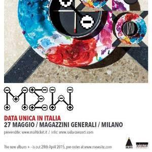 Mew dal vivo a Milano il 27 maggio