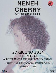 Neneh Cherry al Dancity