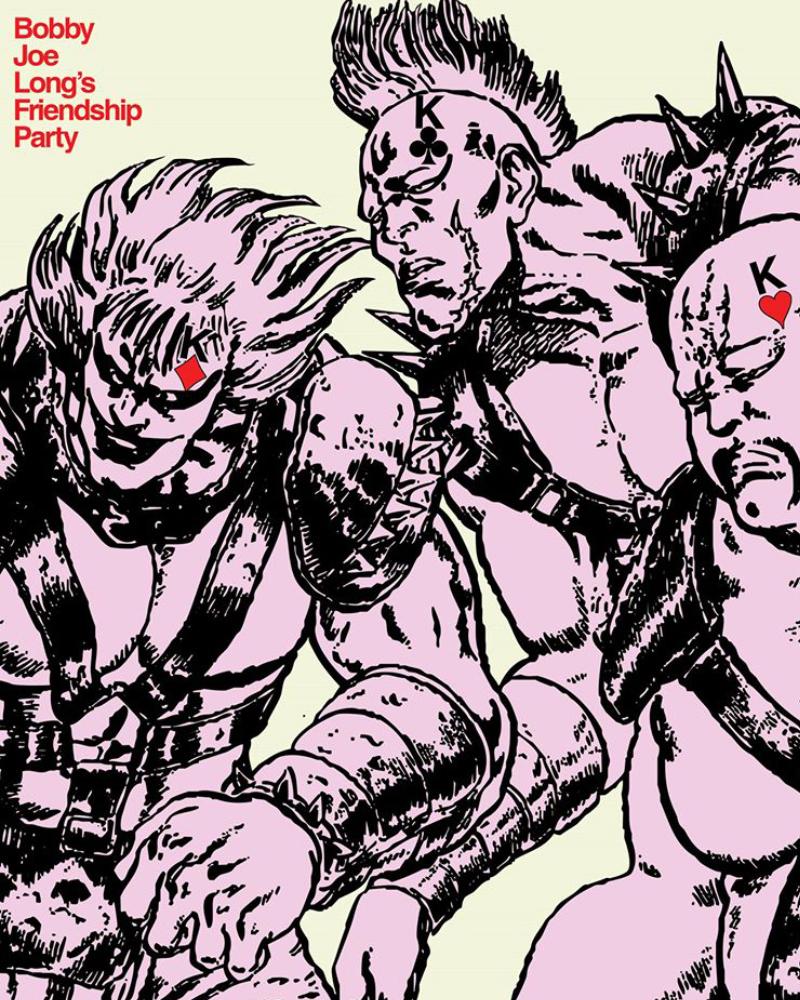 ANTEPRIMA: Bobby Joe Long's Friendship Party -