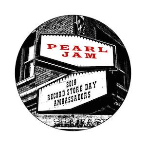 Record Store Day 2019: i Pearl Jam sono nominati ambasciatori