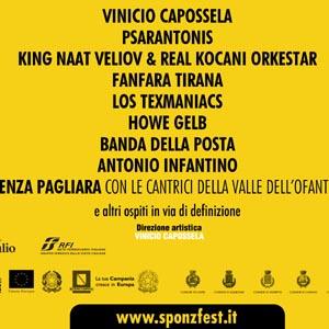 Torna lo Sponz Fest