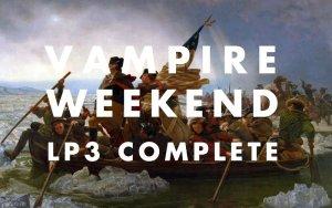 Esce a maggio il nuovo album dei Vampire Weekend